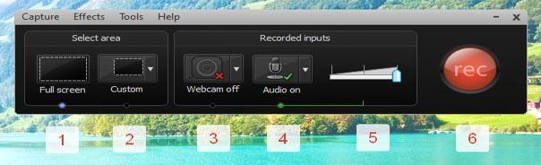 Программа для записи видео с экрана рис 2